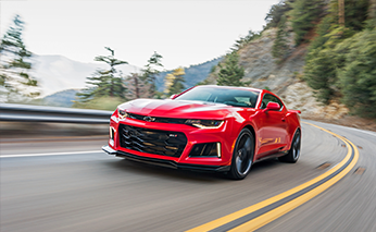 Chevrolet financing options from Stivers Chevrolet