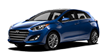 brand new hyundai accent 4 door sedan