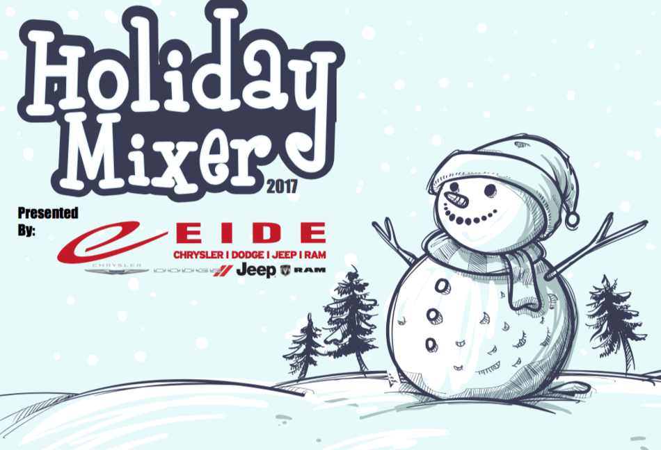 Bismarck Chamber Holiday Mixer Presented by Eide Chrysler