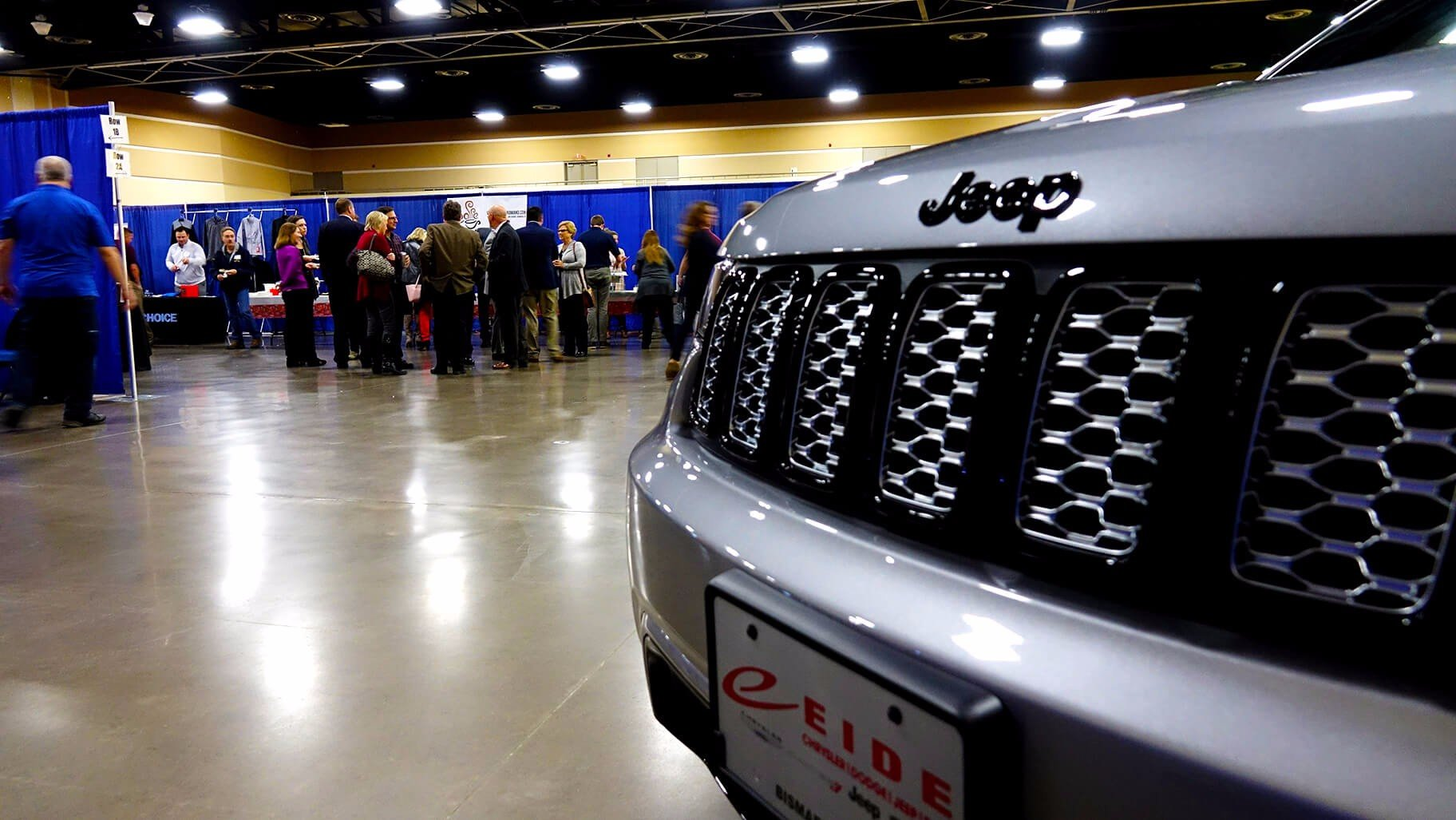 Bismarck Chamber Holiday Mixer Sponsored by Eide Chrysler