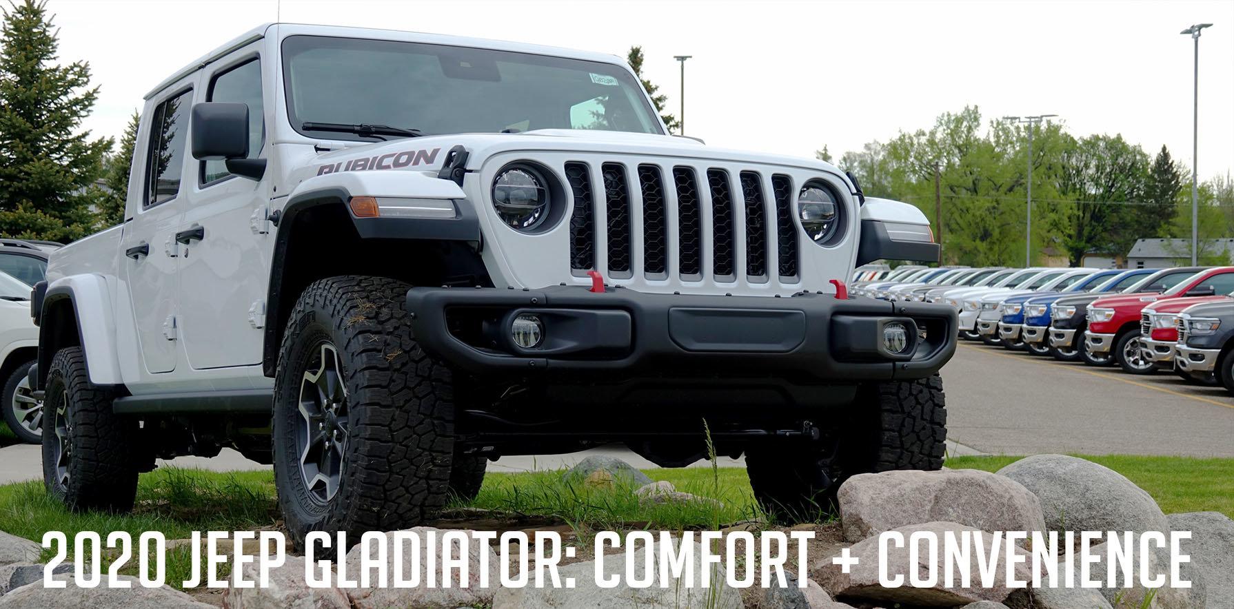 2020 Jeep Gladiator in Bismarck