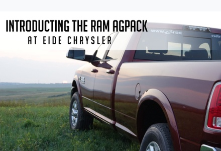Ram AgPack in Bismarck