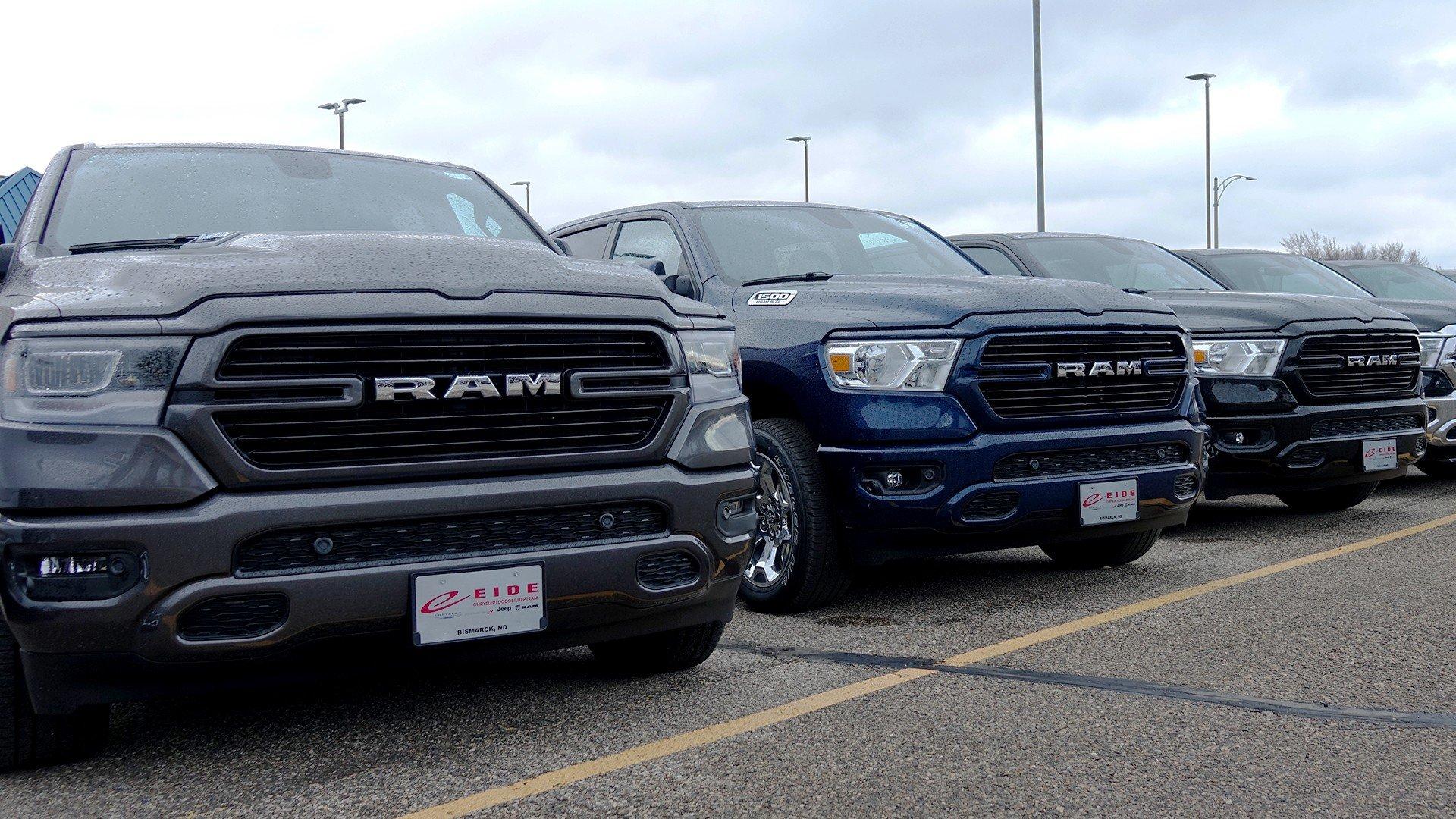 RAM 1500 Big Horn in Bismarck