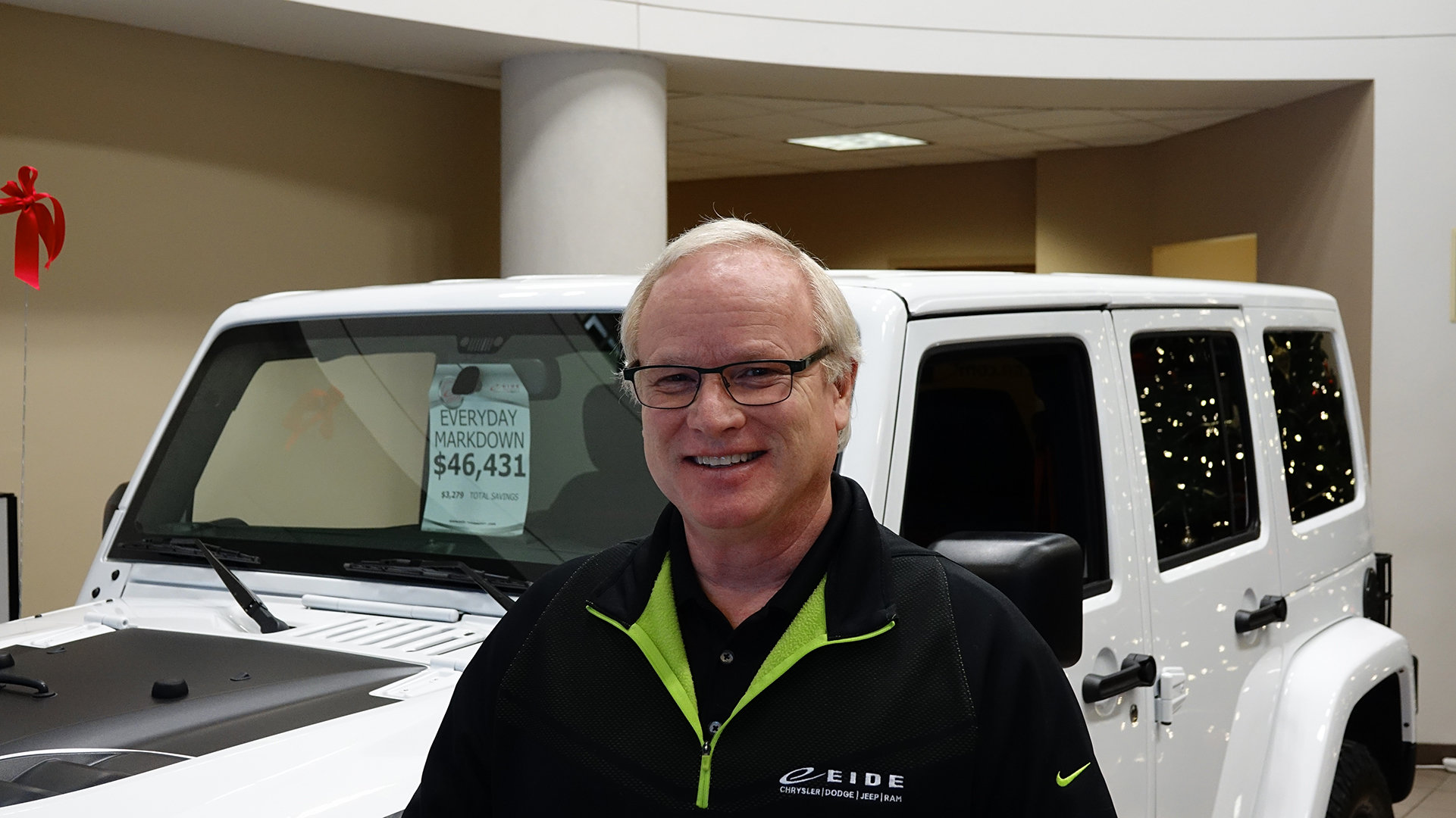 Meet Tim from Eide Chrysler.