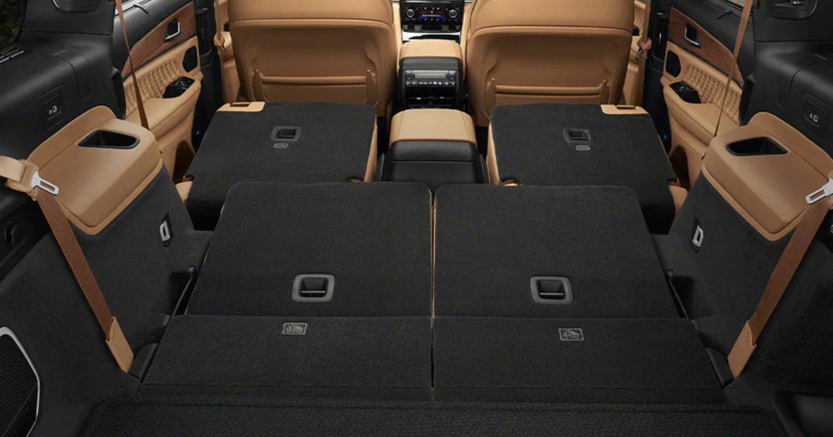 All of the cargo space you need in the new Jeep Grand Cherokee L