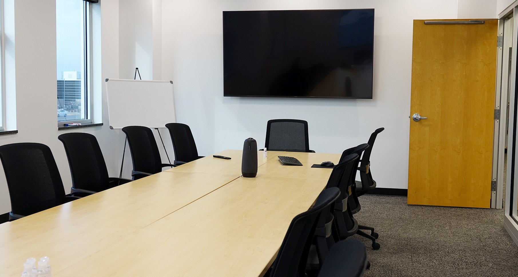 New training/ meeting space in our Bismarck building