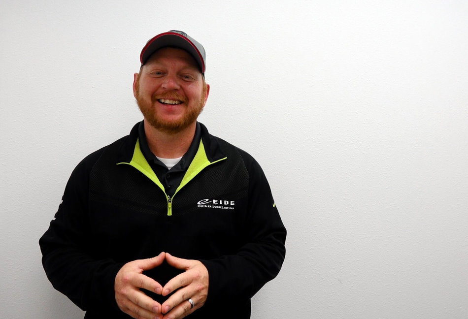 October Employee and Salesman of the Month: Jason Hutslar