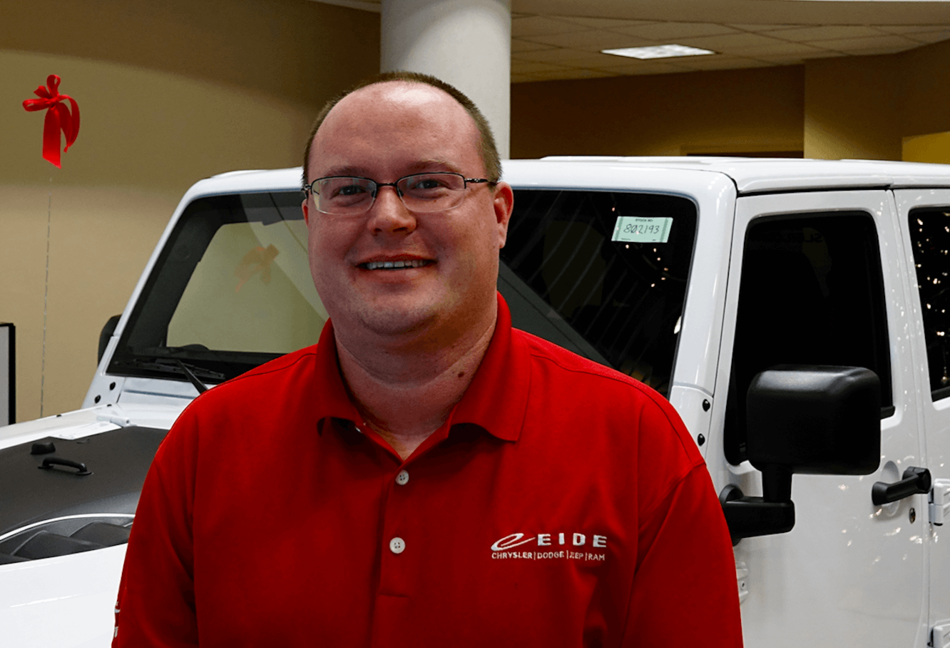 December Employee of the Month: Jeff Ayers