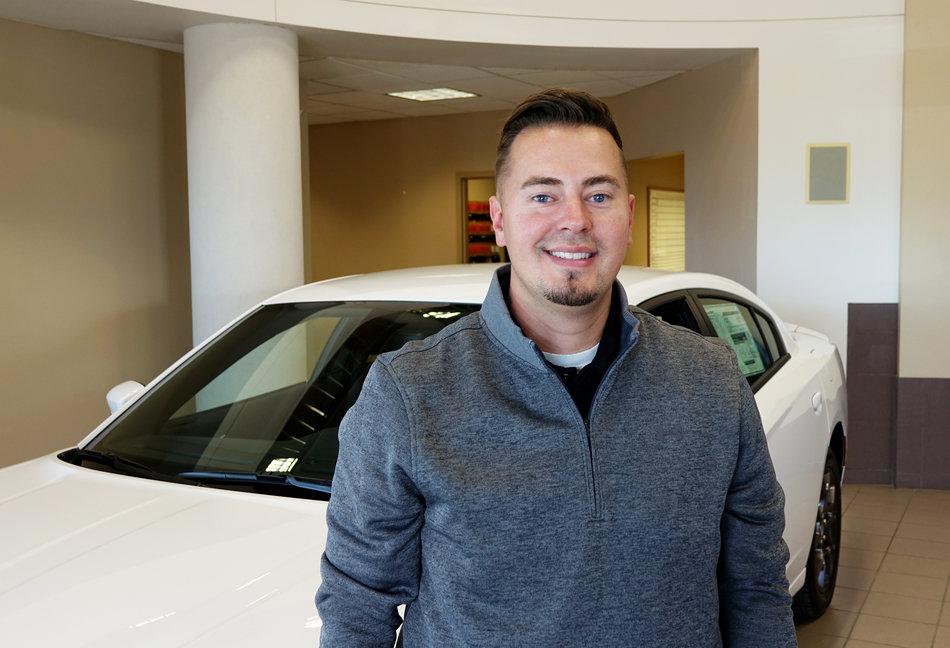 Eide Chrysler Promotes Long-Term Salesperson to Business Manager
