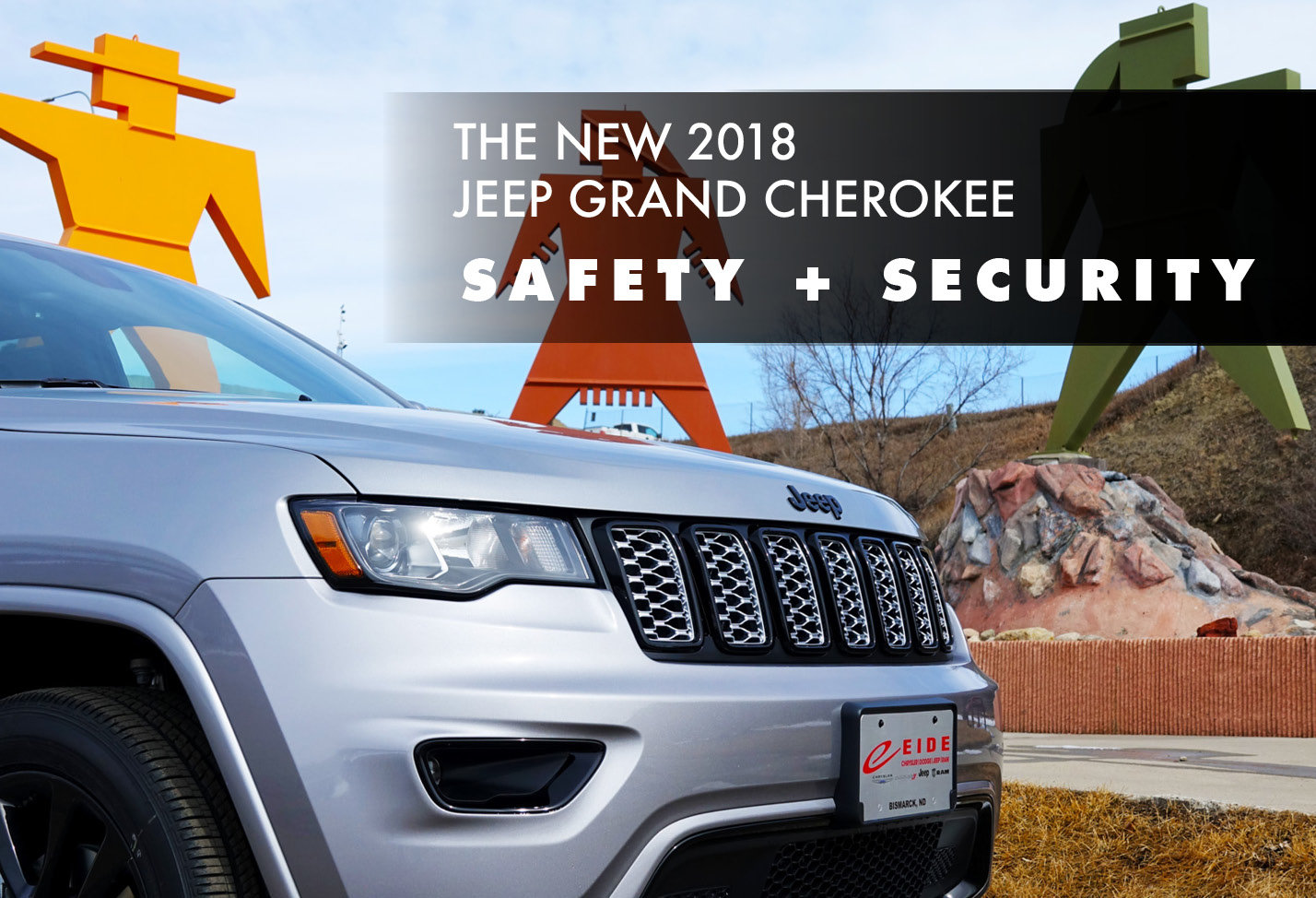 New Jeep Grand Cherokee Bismarck