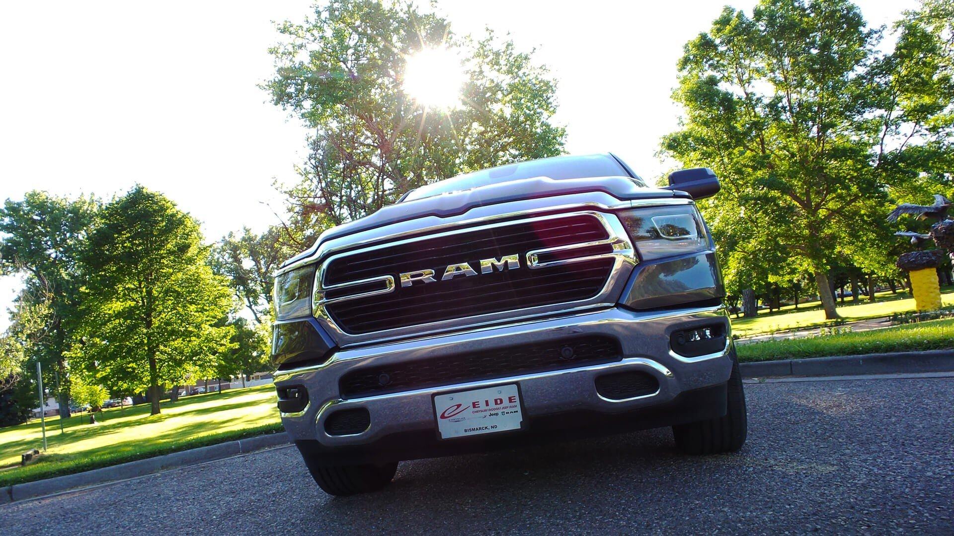 RAM Power Days in North Dakota