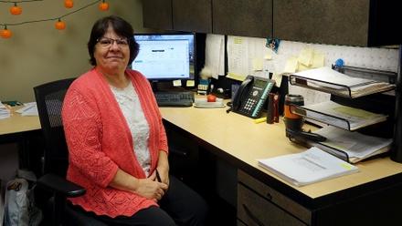 Meet Yvonne Lindquist at Eide Chrysler