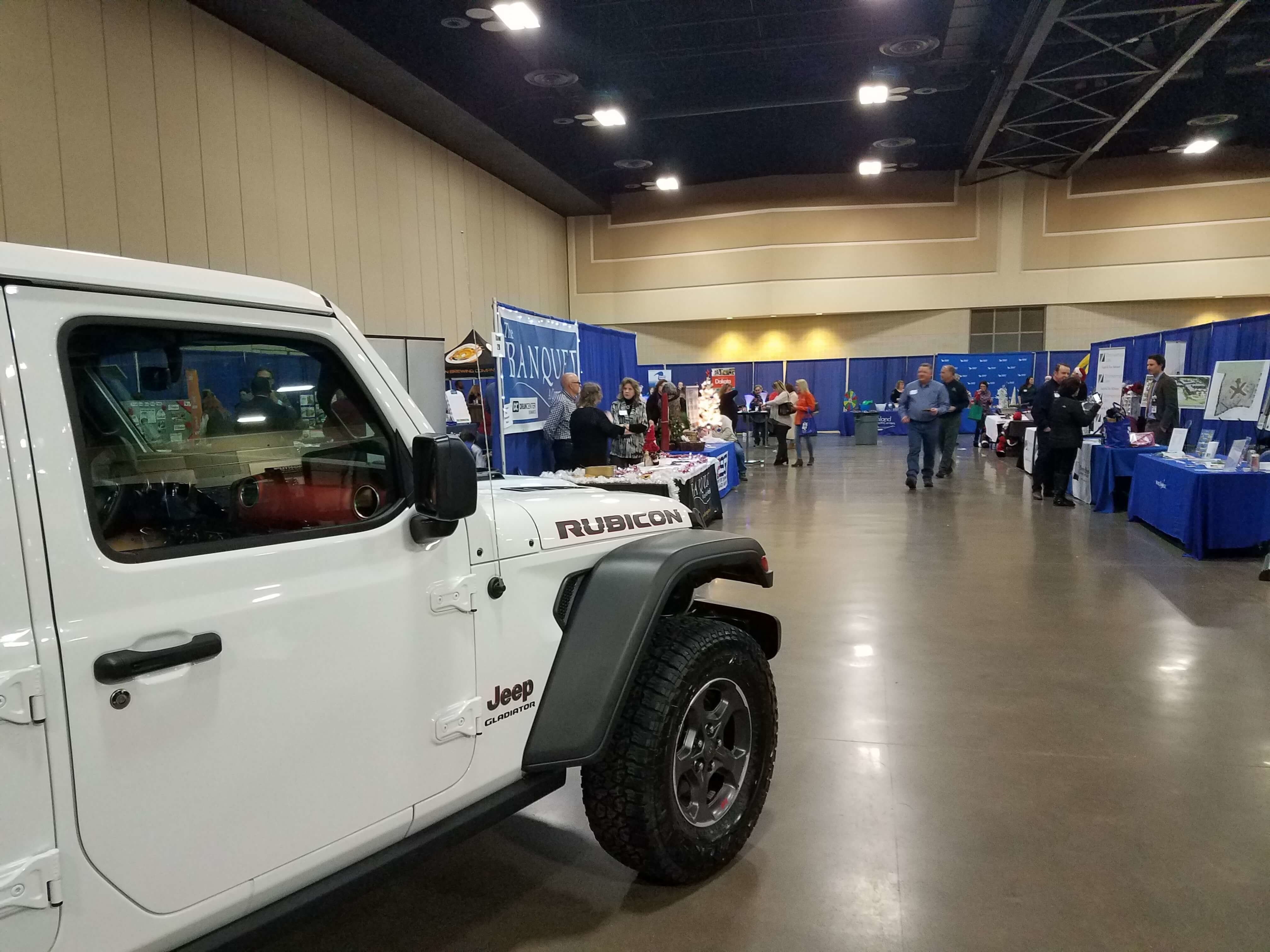 Eide Chrysler Jeep at the Chamber Mixer