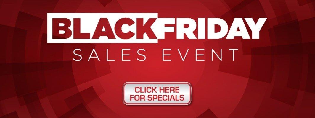Black Friday Car Specials
