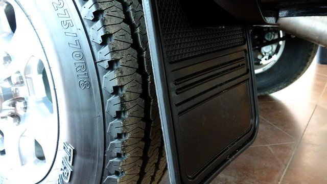 Ram 2500 Accessories - Mudflap