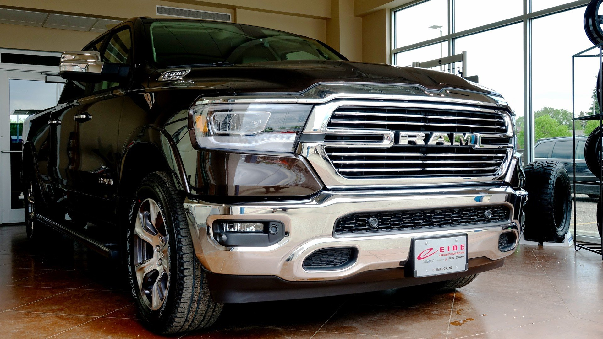 Ram 1500 Accessories - Front of Truck