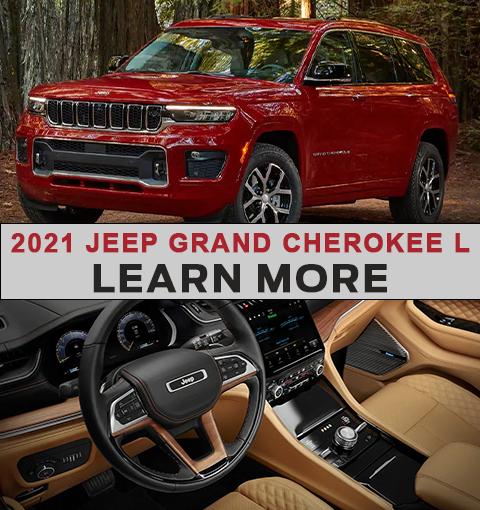 jeep grande cherokee l