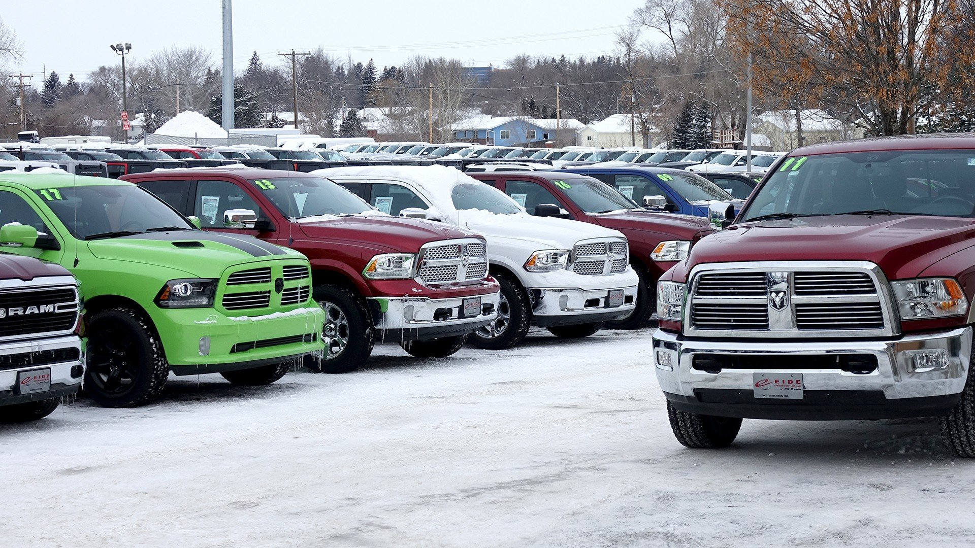 used trucks in bismarck-mandan