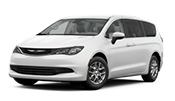 brand new white chrysler pacifica for sale