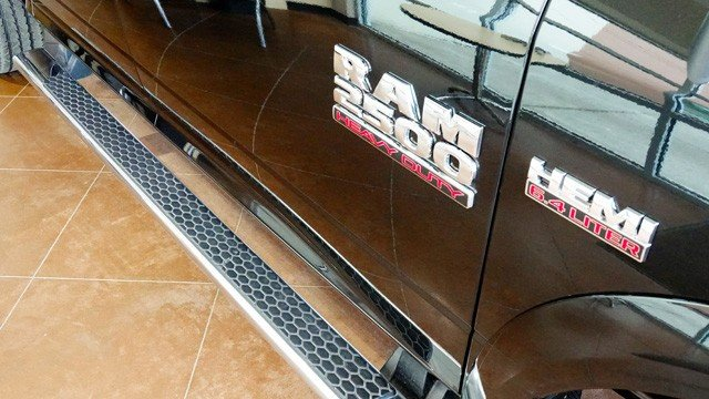 Ram 2500 Accessories - Nerf Bar