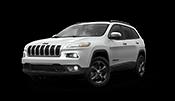 white jeep grand cherokee laredo