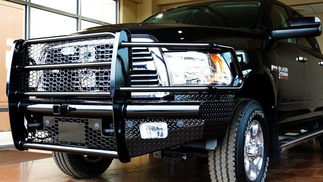 Ram 2500 Accessories - Front Grille