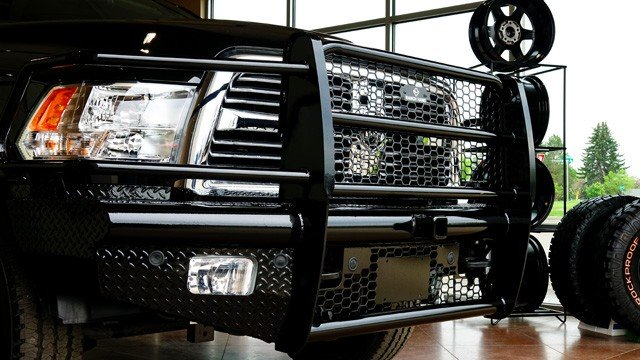 Ram 2500 Accessories - Grille Close-up