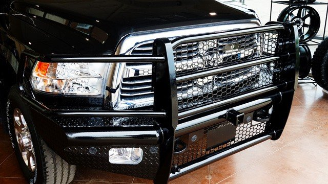 Ram 2500 Accessories - Grille