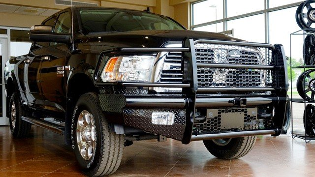 Ram 2500 Accessories - Front