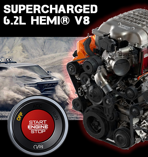 2021 RAM 1500 TRX Engine Stats