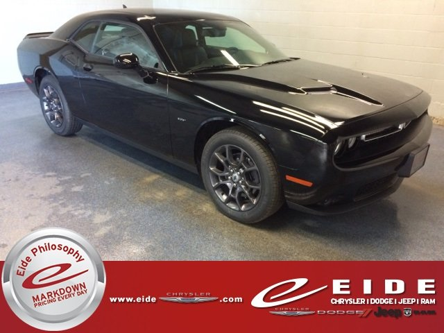Lease this 2018, Black, Dodge, Challenger, GT