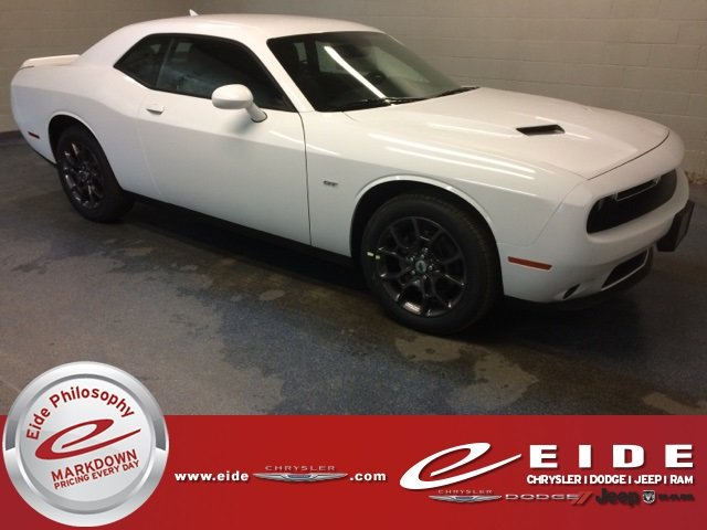 Lease this 2018, White, Dodge, Challenger, GT