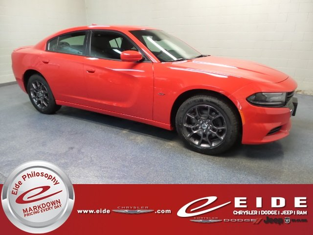 Lease this 2018, Red, Dodge, Charger, GT