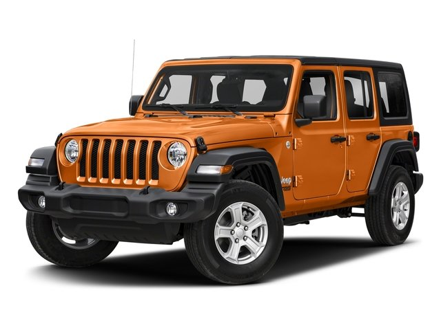Lease This 2018, Punkn Metallic Clearcoat, Jeep, Wrangler, Unlimited Sport S