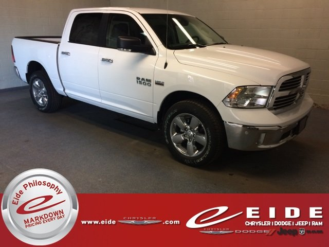 Lease this 2018, White, Ram, 1500, Big Horn