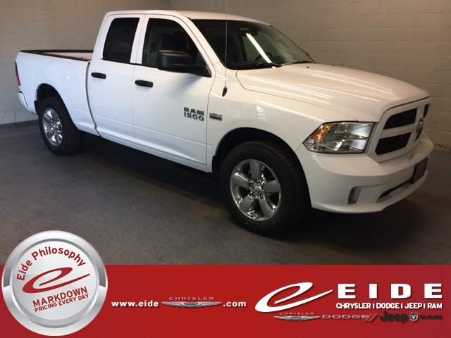 Lease this 2018, White, Ram, 1500, Express