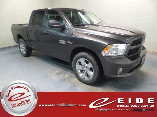 Lease this 2018, Granite Crystal Metallic Clearcoat, Ram, 1500, Express
