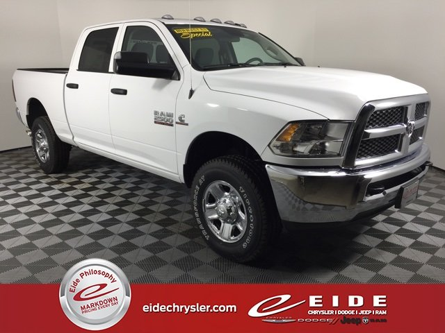 Lease this 2018, White, Ram, 2500, Tradesman