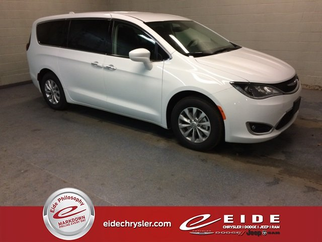 Lease this 2019, White, Chrysler, Pacifica, Touring Plus