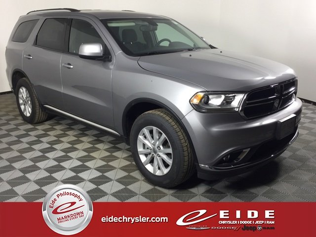 Lease this 2019, Silver, Dodge, Durango, SXT Plus