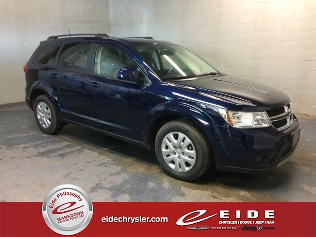 Lease this 2019, Blue, Dodge, Journey, SE