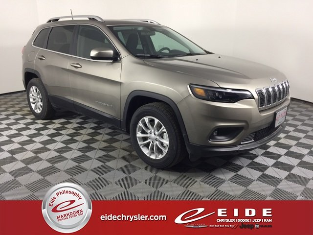 Lease this 2019, Brown, Jeep, Cherokee, Latitude
