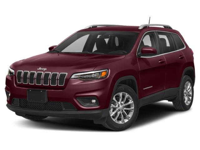 Lease this 2019, Red, Jeep, Cherokee, Limited