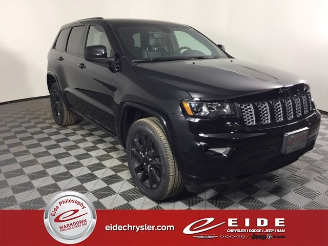 Lease this 2019, Black, Jeep, Grand Cherokee, Altitude