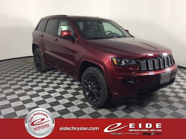 Lease this 2019, Red, Jeep, Grand Cherokee, Altitude