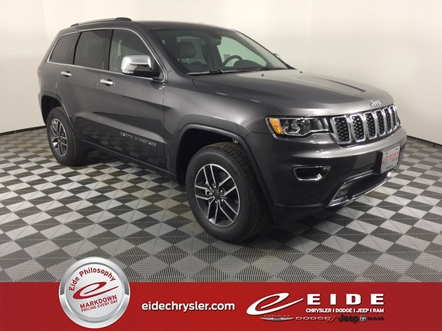 Lease this 2019, Granite Crystal Metallic Clearcoat, Jeep, Grand Cherokee, Limited
