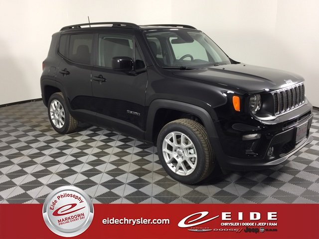 Lease this 2019, Black, Jeep, Renegade, Latitude