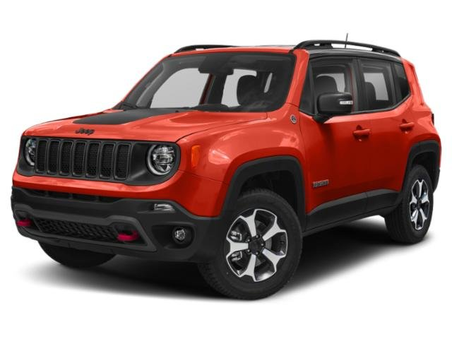 Lease this 2019, Orange, Jeep, Renegade, Trailhawk