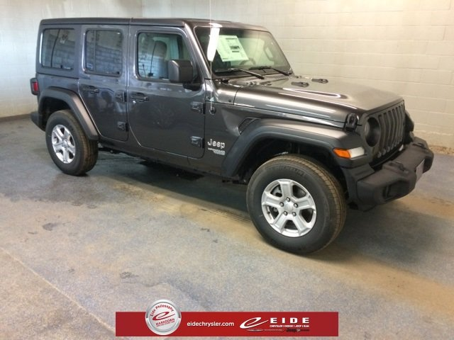 Lease this 2019, Granite Crystal Metallic Clearcoat, Jeep, Wrangler, Unlimited Sport S