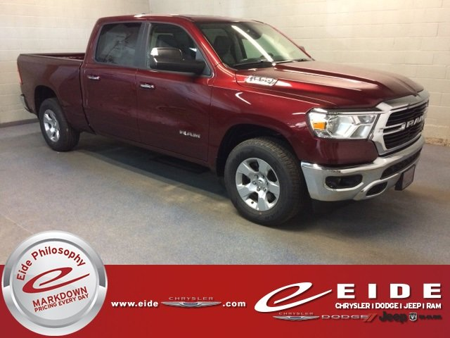 Lease this 2019, Red, Ram, 1500, Big Horn